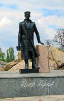 Памятник Петру Горлову