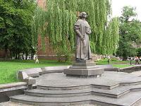 Памятник Юрию Дрогобычу