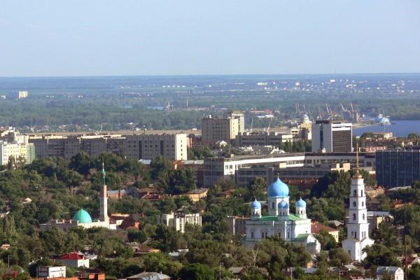 Саратов - день города 2015. Саратов - герб и флаг