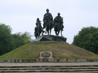 Героям освободительной войны украинского народа 1648-1654 годов