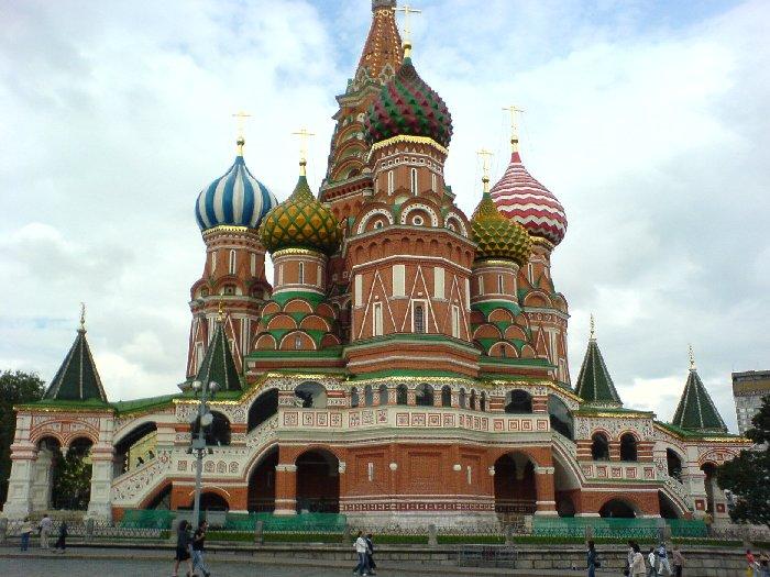 Храм Василия Блаженного или Покровский собор