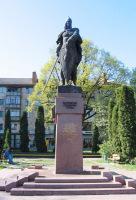 Памятник тысячелетию основания города на ул. Советская