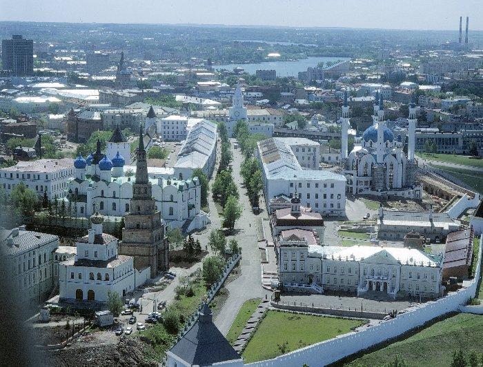 В ближайшем будущем в Казани появятся новый Торговый центр, Центр семейного досуга, доходные дома, ритейл-парки...