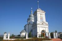 Белоснежные Нежинские храмы