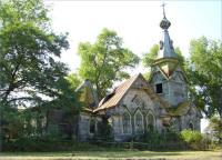 Пятницкая церковь в Бакировке