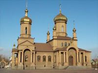 Собор Покрова Пресвятой Богородицы в Енакиево