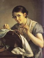 """Кружевница"" (1823)"