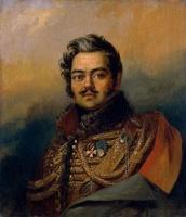 Портрет Д.В. Давыдова (около 1828 года, Эрмитаж)