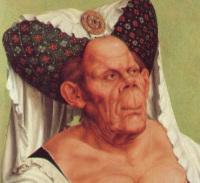 «Недружеский» портрет Маргариты кисти Квентина Массейса