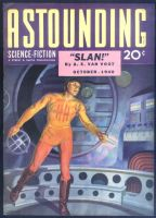 Обложка «Astounding Science Fiction»
