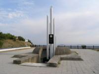 Монумент в память о трагической гибели парохода «Адмирал Нахимов»