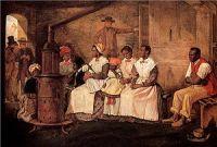 """""""Рабы в ожидании продажи"""" (1861)"""