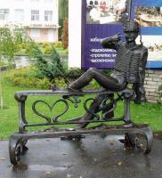 Памятник поручику Ржевскому в Павлограде