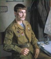 Воин-интернационалист Василий Федоркин (1989)