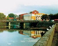 Миасс расположен на реке, давшей городу имя