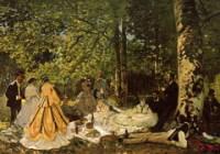 """Завтрак на траве"" (1865)"