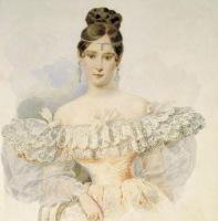 Портрет Н.Н. Гончаровой (1831-1832)