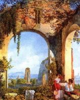 Итальянские руины (1822-1826)