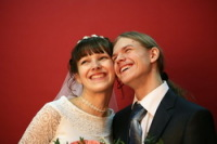 Этот день очень удачен для заключения браков. Фото: В.Прокофьев