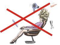 Отложите посещение парикмахерской