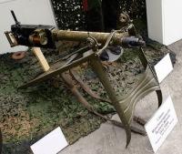 Пулемет «Максим» образца 1894 года (Фото: wikipedia.org)