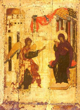 Благовещение пресвятой богородицы доклад 9773