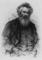 Портрет И.И. Шишкина (1894 год, Офорт)
