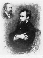 Портрет П.М. Третьякова (1894 год, Офорт)