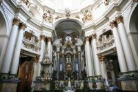 Доминиканский собор, интерьер (Фото: Владимир Прокофьев)