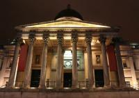 Национальная Галерея, Лондон (Фото: jan kranendonk, Shutterstock)