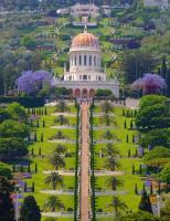Храм бахаи в Хайфе (Фото: hitman, sharon, Shutterstock)