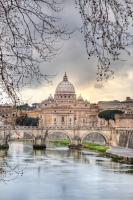 Церковь святого Петра в Ватикане (Фото: Roca, Shutterstock)