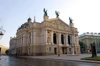 Львовский национальный академический театр оперы и балета им.С.А. Крушельницкой. Основан в 1900 году (Фото: Iv Nikolny, Shutterstock)
