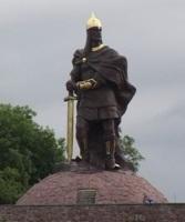 Памятник князю Малу