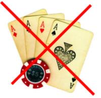 Нельзя поддаваться азарту. Фото: Shutterstock