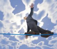 Сегодня как никогда необходимо держать баланс и контролировать поведение. Фото: Shutterstock