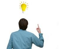 Могут прийти в голову новые идеи и свежие оригинальные решения. Фото: Shutterstock