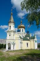 Церковь Казанской иконы божьей матери в Гомеле (Фото: leck, Shutterstock)