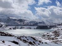 Горное озеро (Фото: Walid Nohra, Shutterstock)