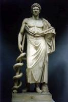Асклепий - Бог врачевания