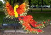 Фестиваль – демонстрация наиболее ярких элементов и приемов садово-паркового искусства