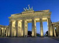 Бранденбургские ворота (Фото: Akhodi, www.shutterstock.com)