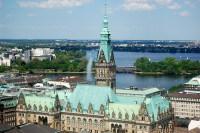 Ратуша в Гамбурге (Фото: Melanie Vollmert , www.shutterstock.com)