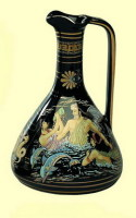 Знаменитая греческая керамика – хороший сувенир из Афин