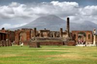 Руины Помпеи (Фото: Reeed, Shutterstock)