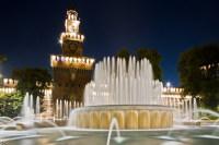 Замок Сфорца – один из интереснейших памятников истории (Фото: Simone Simone, Shutterstock)