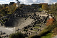 Античный театр в Лионе (Фото: lexan, www.shutterstock.com)