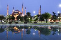 Голубая мечеть (Фото: Maria Gioberti, www.shutterstock.com)