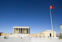 Мавзолей Кемаля Ататюрка (Фото: GONUL KOKAL, www.shutterstock.com)