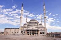 Коджатепе – самая большая мечеть в Анкаре (Фото: Orhan Cam, www.shutterstock.com)